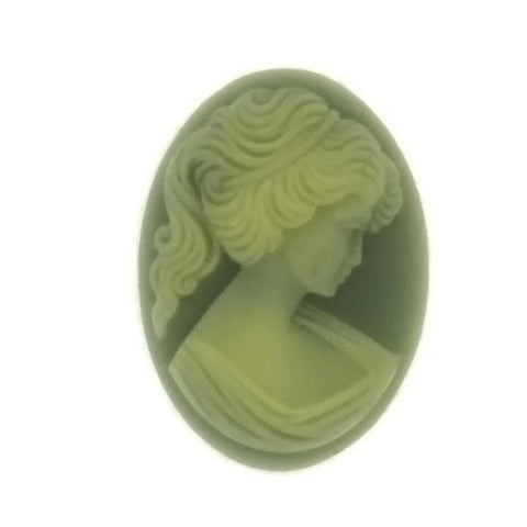 CAMEO RIGHT FACING CABOCHONS