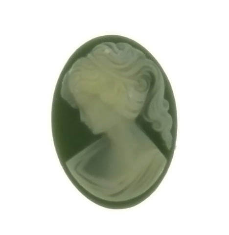 CAMEO LEFT FACING CABOCHONS