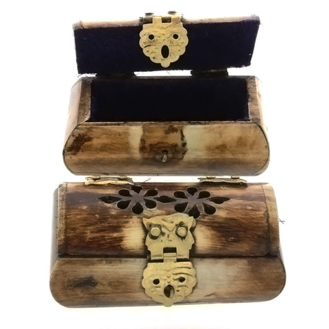 DECOR BOX TREASURE CHEST NOVELTY (4)