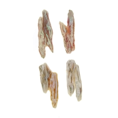 PEARL FW STICK DOUBLE EXTRA LARGE NO-HOLE LOOSE (4 PC)