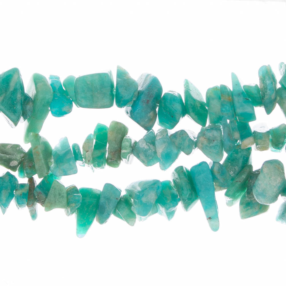 AMAZONITE 2.5-4mm Chips