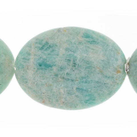 AMAZONITE 39mm Oval