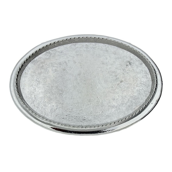 BUCKLE SLAB OVAL