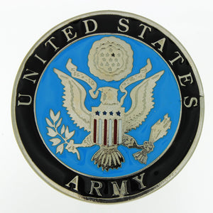 BUCKLE THEMED US ARMY