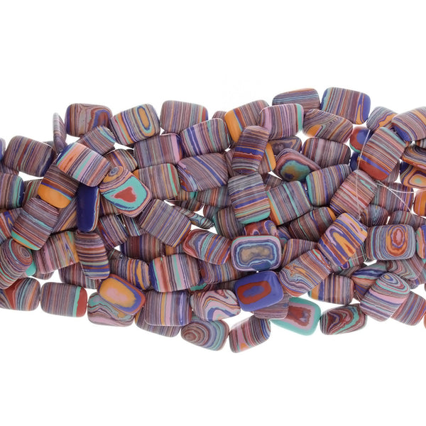 CALSILICA PINK RECTANGLE 18 X 25 MM STRAND
