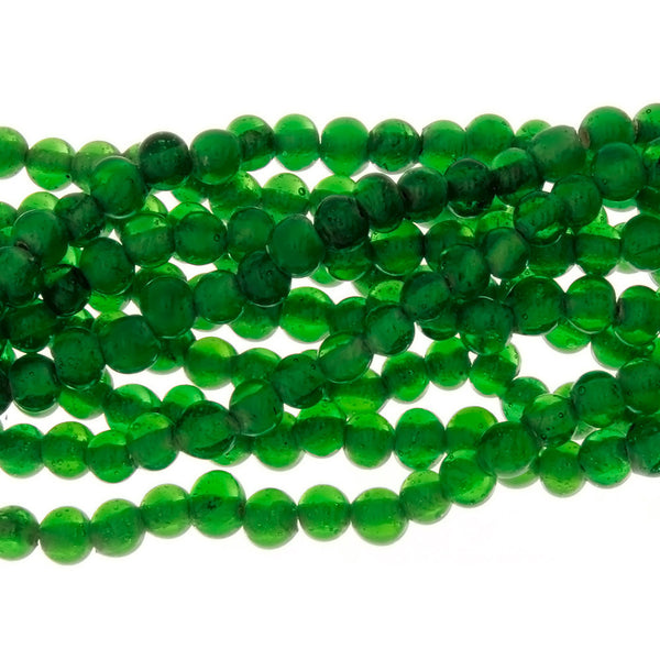 BALI RECYCLED ROUND 6 MM STRAND