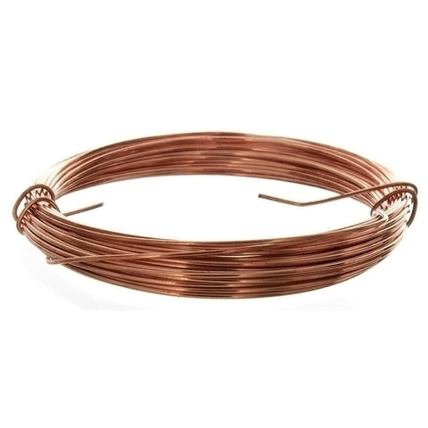 GENERIC 22 GAUGE SQUARE COPPER WIRE (10 FT)