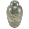 Engraved Metal Pet Urn | Going Home Series