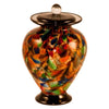 Amato Glass Pet Urn | Evening