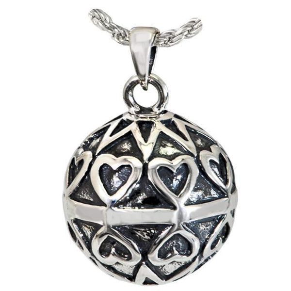 Eternal Sunshine Cremation Jewelry