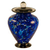 Amato Glass Pet Urn | Water