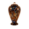 Deco Glass Pet Urn | Evening