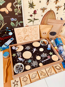 Space Invitation to Play Sensory Box *Limited Edition*