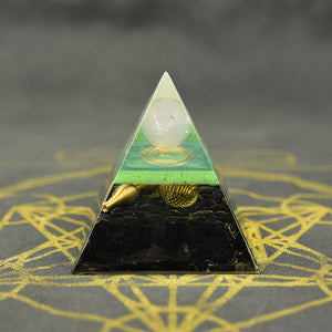 Orgone Orb Temple