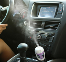 Load image into Gallery viewer, Essential Oil Car Diffuser