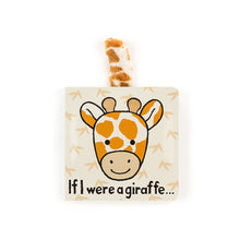 Load image into Gallery viewer, Jellycat - If I were a Giraffe