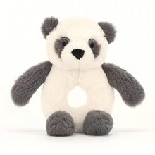 Load image into Gallery viewer, Jellycat - Harry Panda Ring Rattle