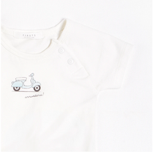 Load image into Gallery viewer, FIRSTS - Motorino Outfit Set with Organic Cotton (3 pcs.)