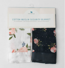 Load image into Gallery viewer, Little Unicorn - Muslin Security Blanket Set