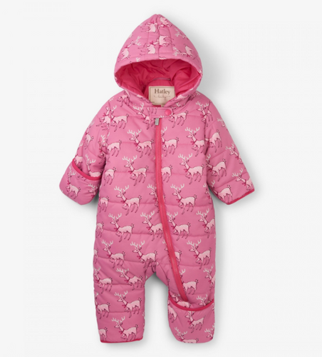Hatley - Baby Dear Snowsuit