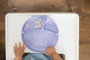 Bella Tunno - You Go Girl Wonder Plate