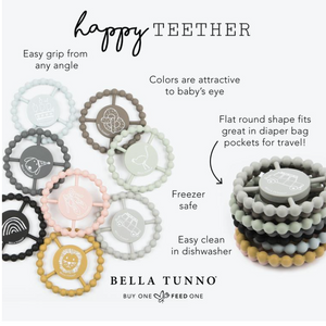 Bella Tunno - Queen Bee - Teether
