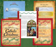 Load image into Gallery viewer, The Gift of an All Catholic Christmas Book