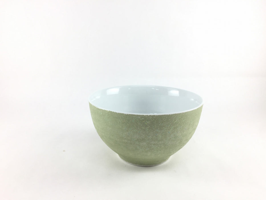【SALE】【訳あり】130WAN.bowl.greenpearl 波佐見焼 Esn44728-1