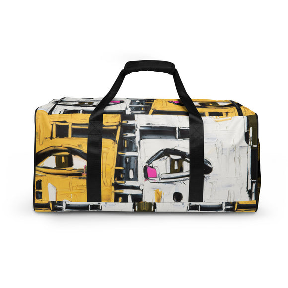 Two Face Duffle bag