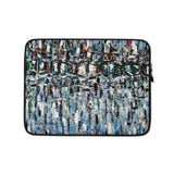 BLUE JEWELS Laptop Sleeve