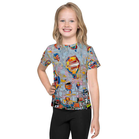 FLOATING Kids T-Shirt