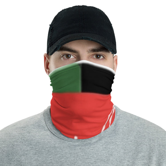 Patterned Men Face Gaiter