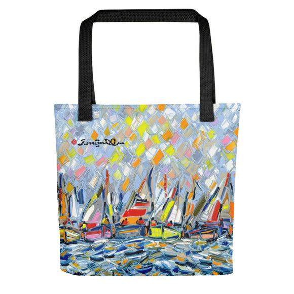 OCEAN CARRY Tote bag