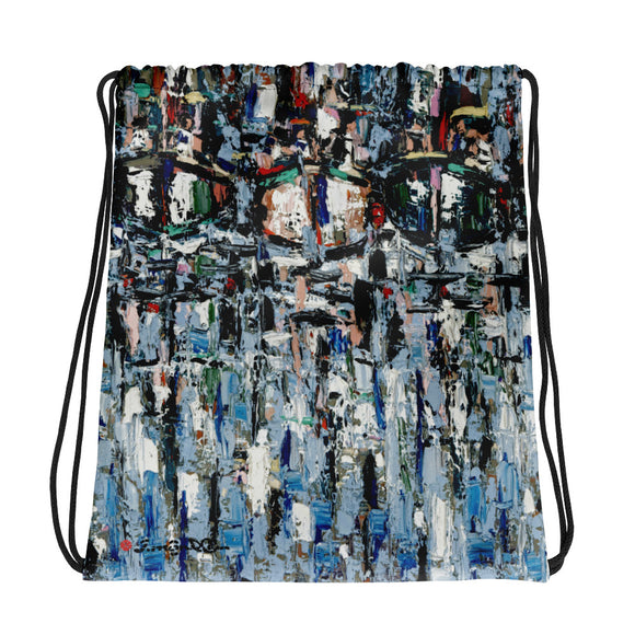 JEWELS Drawstring bag