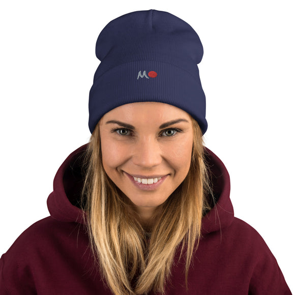 MO STAR Embroidered Beanie