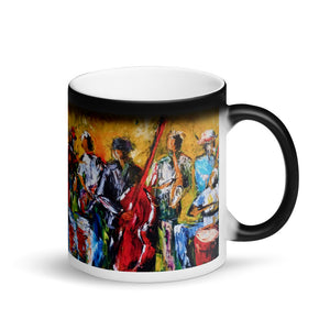 JAZZ Black Magic Mug