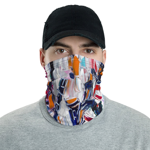 Rise Up Face Neck Gaiter