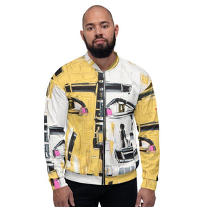 TWO FACE Unisex Bomber Jacket