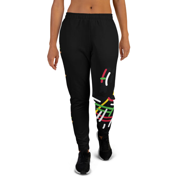 Creative hand Women's Joggers