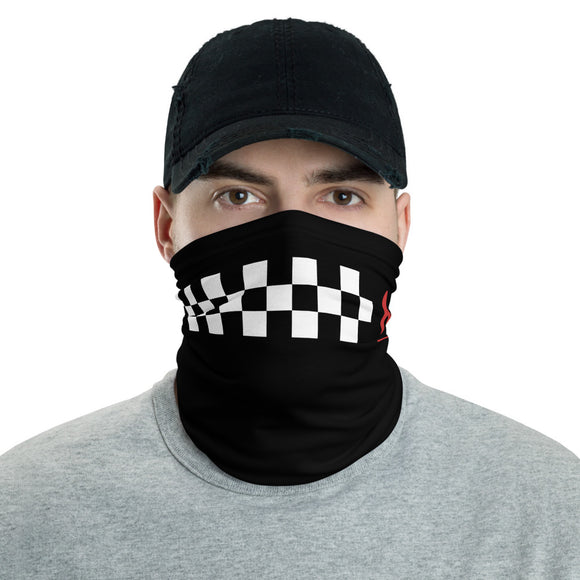Black Face Neck Gaiter