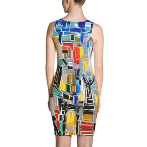 MOZAYIC Sublimation Cut & Sew Dress
