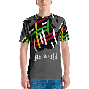 Jab World Men's T-shirt