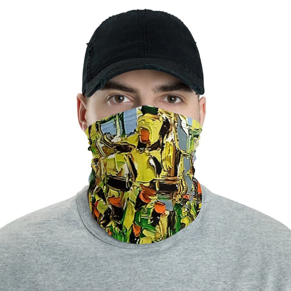 Vigilant Face Neck Gaiter