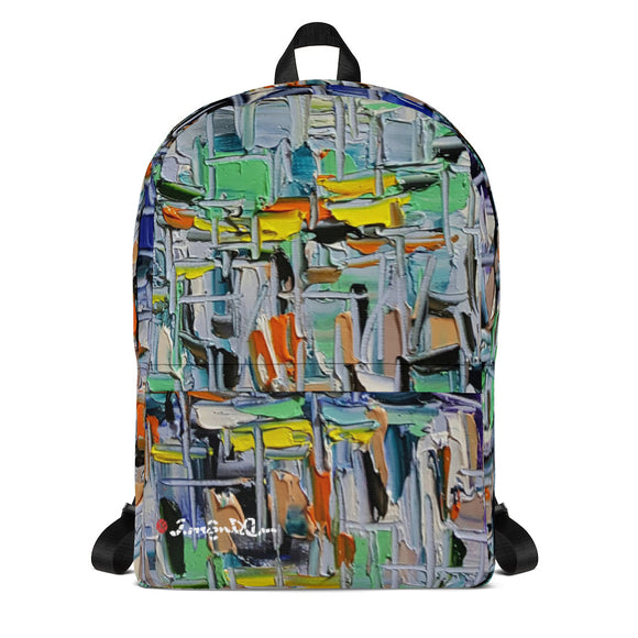 Sailing Away Backpack