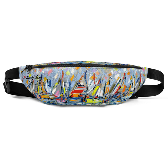 OCEAN POCKET Fanny Pack