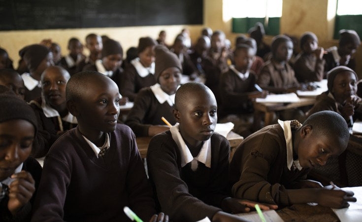 African Development: New Partnership Brings SMS-based Learning to Rwandan Students
