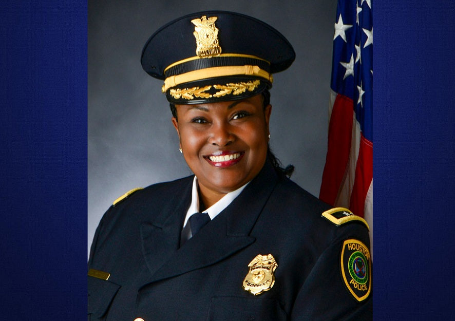 Feature News: Sheryl Victorian Makes History As Waco Police Chief