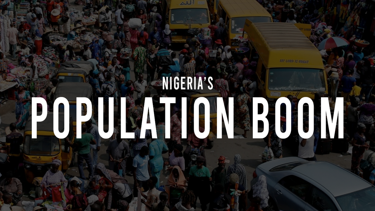 Nigeria's population boom - curse or blessing? | Edith Kimani in Kano