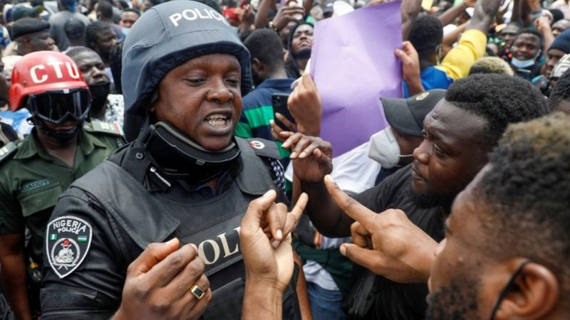 Feature News: End Sars protest: Nigeria police to free all protesters