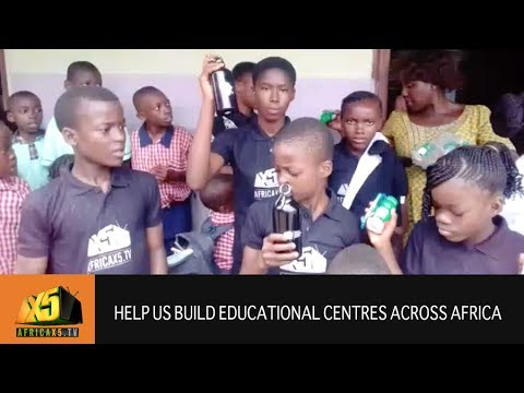 Africax5 Working with the Community in Nigeria 2017
